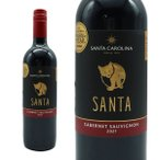 赤ワイン サンタ バイ サンタ カロリーナ カベルネ・ソーヴィニヨン&シラー 2015年|500円均一ワイン