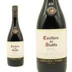 カッシェロ・デル・ディアブロ シラーズ 2015年 コンチャ・イ・トロ 750ml (チリ 赤ワイン)