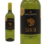 白ワイン サンタ バイ サンタ カロリーナ ソーヴィニヨン・ブラン&シャルドネ 2016年|500円均一ワイン