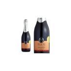 ニュージーランド産の珍しい赤のスパークリングワイン!しかもメルローで造られるやや辛口タイプ!造り手はヒュー・ジョンソン氏...