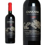チャカナ エステート・セレクション レッド・ブレンド 2014年 750ml (アルゼンチン 赤ワイン)