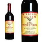 ウイリアム・セリエム バチガルピ・ヴィンヤード ジンファンデル 2011年 750ml (カリフォルニア 赤ワイン)