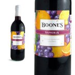 ブーンズ サングリア (アメリカ・スパークリングワイン) 500円均一ワイン