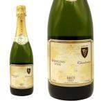 安心院スパークリングワイン 2015年 安心院葡萄工房 750ml (日本 白ワイン スパークリングワイン)