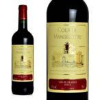 赤ワイン トゥール・ドゥ・マンデロット・ルージュ (フランス)|555円均一ワイン
