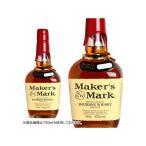 メーカーズマーク レッドトップ 45% 750ml ボトルネームホルダー付  正規輸入代理店品 (バーボン ウイスキー)