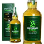 スプリングバンク グリーン 12年 オーガニックウイスキー 46% 700ml 箱入り (シングルモルトスコッチウイスキー)