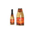 ハロウィン スパークリング 国産温州みかん100% マンズワイン 720ml (日本・スパークリングワイン)