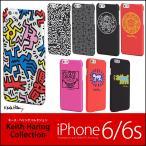 キース・ヘリング iPhone6s / iPhone6 ハードケース Keith Haring Collection HardCase iPhone6ケース ケース キースヘリング キースへリング キース ヤフー