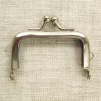 金属 がま口 口金 角型 5.5cm幅 【3色展開】