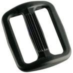 モンベル mont-bell テープアジャスター 25mm 2個入り ブラック 1124361