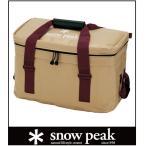 ショッピングスノー スノーピーク ソフトクーラー38 FP-138 (snow peak)