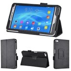 (タッチペン・フィルム付) wisers Huawei MediaPad T2 7.0 Pro 7インチ タブレット 専用 ケース カバー [...