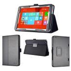 wisers 東芝 Toshiba dynabook Tab S38 S68 タブレット 専用 ケース カバー 全4色 ブラック・ホワイト・ダ...
