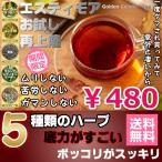 ルイボスティー キャンドルブッシュ 紅茶 ローズヒップ 他 1包4g×3Packs(お試し)健康茶 便秘 エスティモア 期間限定価格