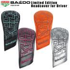 バルド BALDO リミテッド エディション ヘッドカバー 2021 ドライバー用 LIMITED EDITION 限定