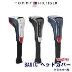 トミーヒルフィガー TOMMY HILFIGER THMG7FH1 BASIC ヘッドカバー ドライバー用