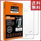 スマホフィルム Spigen iPhone SE / iPhone 5s / iPhone 5 / iPhone 5c  SGP10111 2枚入