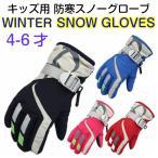 スキー スノボー 防寒 グローブ 子供用 キッズ 手袋 ウィンタースポーツ 防水 保温 送料無料 スキー用品 スノーボードグッズ