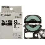 (業務用2セット) キングジム テプラ PROテープ/ラベルライター用テープ 〔幅:9mm〕 20個入り SS9K-20 ホワイト(白)