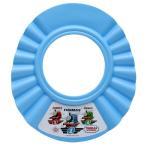 (まとめ) トーマス シャンプーハット3D/バス用品 〔ブルー〕 子供用 カット可 頭囲48〜52cmくらい対応 〔×80個セット〕