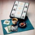 ショッピング梅 風雅 紀州完熟梅干&3種のお茶セット