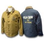 全2色OLD CROW/オールドクロウ2019AW「Runabout N-1 Deck Jacket/ルナボートN-1デッキジャケット」(OC-19-