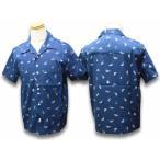 OLD CROW/オールドクロウ2019SS「Runabout S/S Shirts/ルナボートショートスリーブシャツ」(OC-19-SS-03)送料