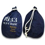 OLD CROW/オールドクロウ2017SS「1933 Laundry Bag/1933ランドリーバッグ」(Lサイズ)送料・代引き手数料無料対応(WE
