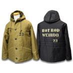 """全2色WEIRDO/ウィアード2017AW「Hot Wrd Coat""""Middle""""/ホットウィアードコート""""ミドル""""」送料・代引き手数料無料対応(G"""