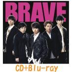 BRAVE 初回限定盤 Blu-ray付  CDシングル 12cm  JACA-5808