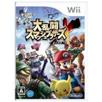 「パッケージ日焼けあり」大乱闘スマッシュブラザーズX (えっくす) Wii 「新品アウトレット」 キャンセル不可商品