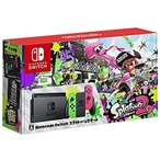 【数量限定購入特典付】【新品】Nintendo Switch スプラトゥーン2セット【キャンセル不可商品】