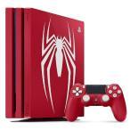 ショッピングPlayStation PlayStation 4 Pro ( プレステ4 プロ ) Marvel's Spider-Man ( スパイダーマン限定版) Limited Edition「キャンセル不可」