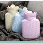 訳あり アウトレット 湯たんぽ かわいい 注水式ゴム 電子レンジ シリコン 冷熱両用 持ち運び 手指 暖房 防寒 冷え対策 139hwb01