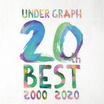【オリジナル&先着特典付】アンダーグラフ/UNDER GRAPH 20th BEST 2000-2020<CD>(限定盤)[Z-9381・9442]20200720