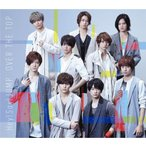 【先着特典付】Hey!Say!JUMP/OVER THE TOP<CD>(通常盤)[Z-5890]20170222