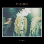 【先着特典付】w-inds./INVISIBLE<CD+DVD>(初回盤B)[Z-5928]20170315