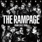 【先着特典付】THE RAMPAGE from EXILE TRIBE/FRONTIERS<CD+DVD>[Z-6175]20170419