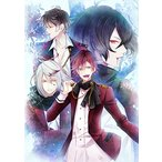 【オリ特付】DIABOLIK LOVERS LOST EDEN<Vita>(限定版)[Z-5770・5771・5772]20170216