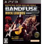【中古】【PS3】BandFuse:Rock Legends【4529651001694】【リズム】