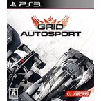 【中古】afb【PS3】GRID Autosport【4562271970513】【レース】