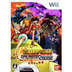 【中古】【Wii】ワンピース アンリミテッドクルーズエピソード2 目覚める勇者【4582224492633】【アクション】
