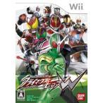 【中古】【Wii】仮面ライダー クライマックスヒーローズW【4582224493074】【アクション】