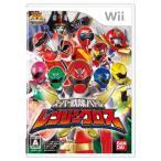 【中古】afb【Wii】スーパー戦隊バトル レンジャークロス【4582224494170】【アクション】