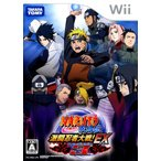 【中古】afb【Wii】NARUTO-ナルトー疾風伝 激闘忍者大戦!EX3【4904810322962】【アクション】