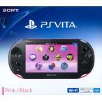 【中古】【本体箱説有り】PS Vita (2000)Wi-Fiモデル(ピンク/ブラック)【4948872413695】