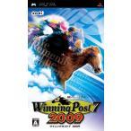 【中古】afb【PSP】Winning Post7 2009【4988615032417】【シミュレーション】