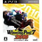 【中古】afb【PS3】Winning Post7 2010【4988615035128】【シミュレーション】