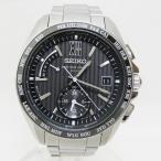 時計 セイコー ブライツ ワールドタイム SAGA145 8B54-0AW0 ソーラー電波時計 腕時計 メンズ 【中古】【あすつく】